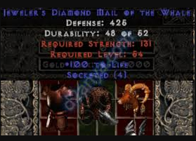 Buy diablo 2 items