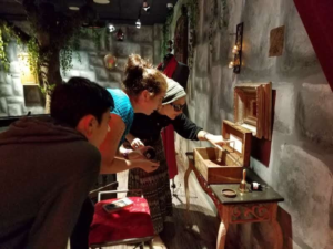 escape room singapore